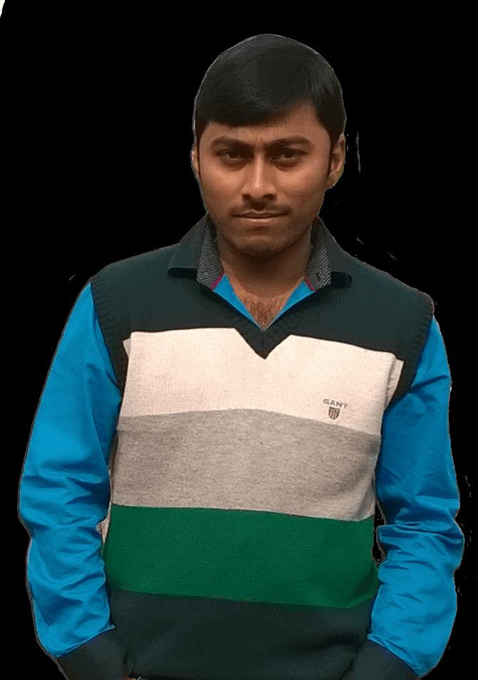 Sujoy Roy Website Developer